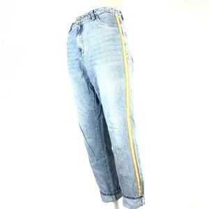 SWS high rise straight jeans